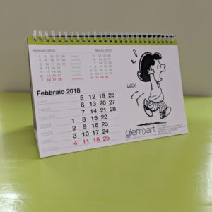 Calendario Glemart